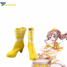 BanG Dream Cosplay Carnaval Shoes Boots Halloween Christmas