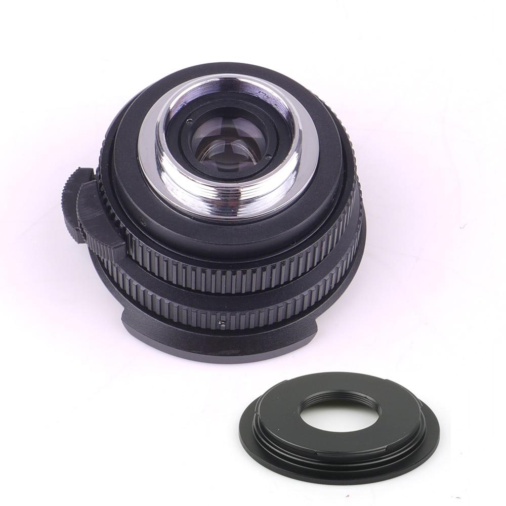 Ochelari de vedere pentru ochi 8mm F3.8 Pentru camera C Mount + C - Camera și fotografia - Fotografie 2