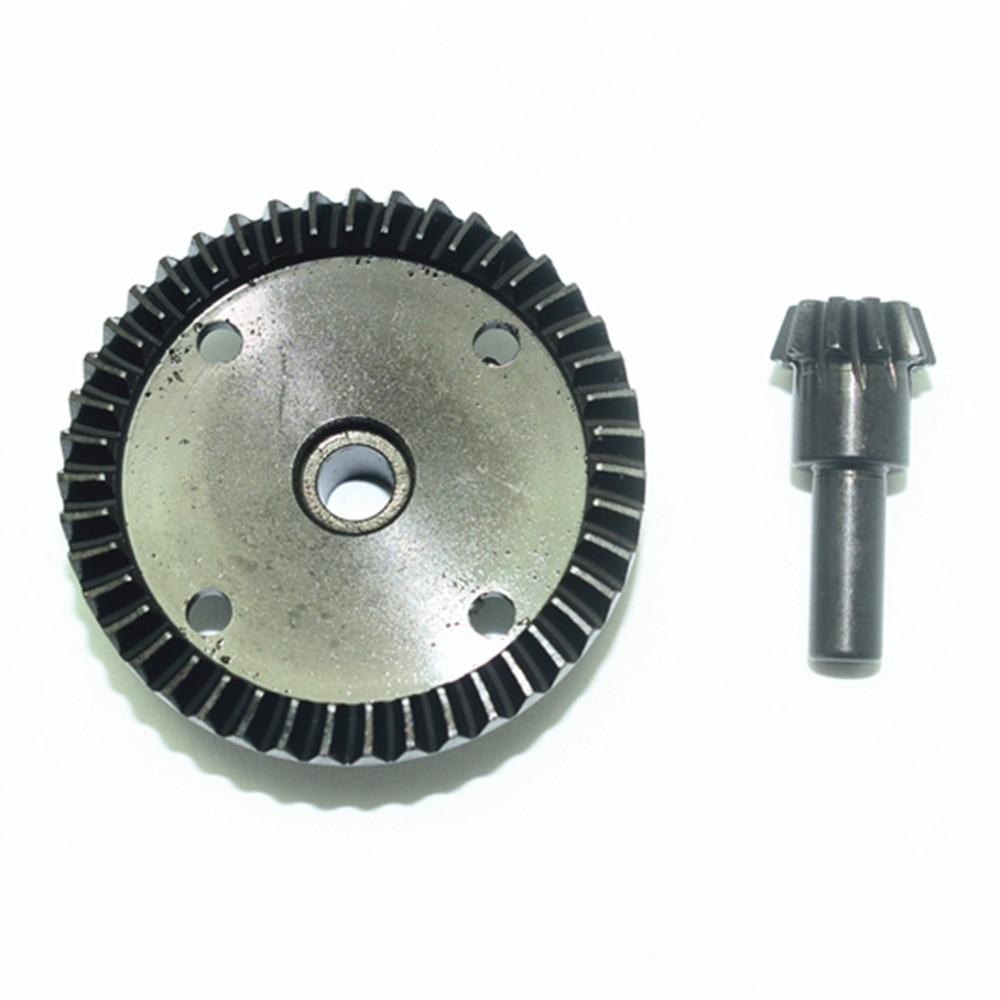 Conjunto Endurecer 1 Dianteira/Traseira de Aço Caixa de Velocidades Diferencial Engrenagem Repair Parte para ARRMA KRATON/TALIÃO/PÁRIA RC peças de Upgrade do carro