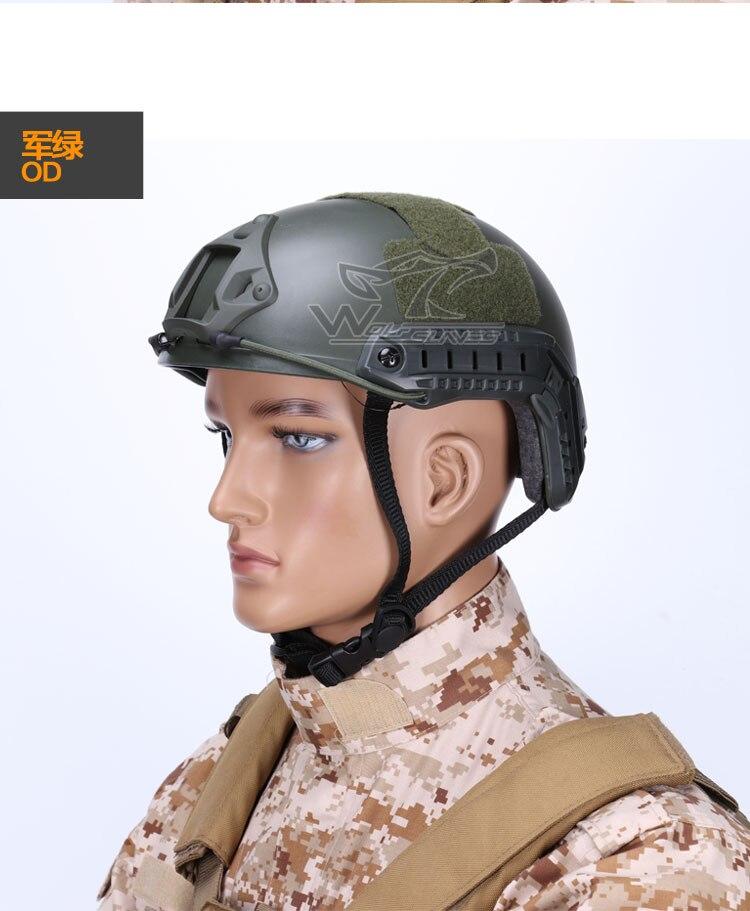 de Cabeça Leve Militar Do Exército de
