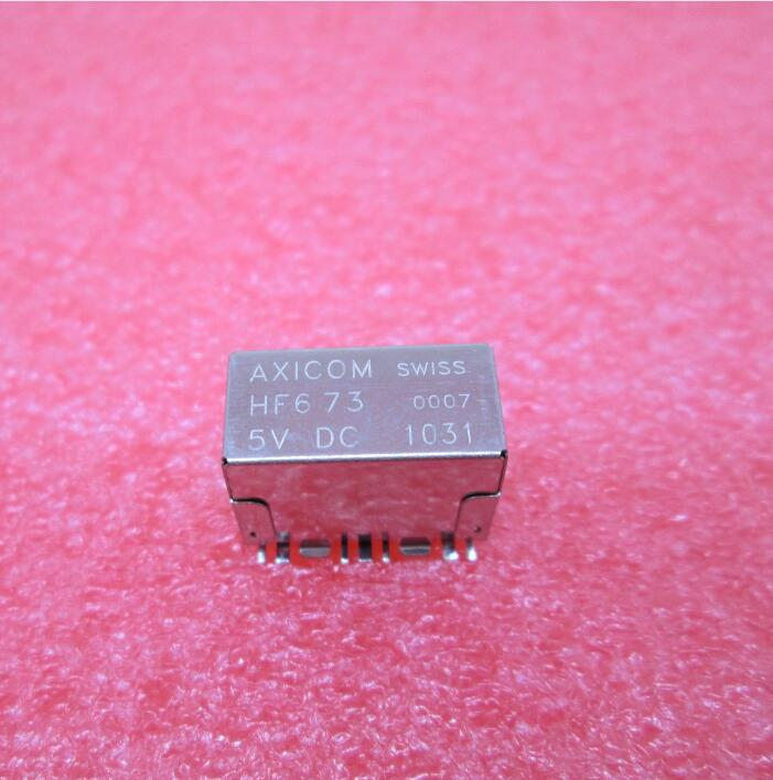 HOT NEW relay HF6 73 5VDC HF673 HF6-RELAYS 5VDC DC5V 5V SOP 1PCS/LOT vnq660sp sop 10