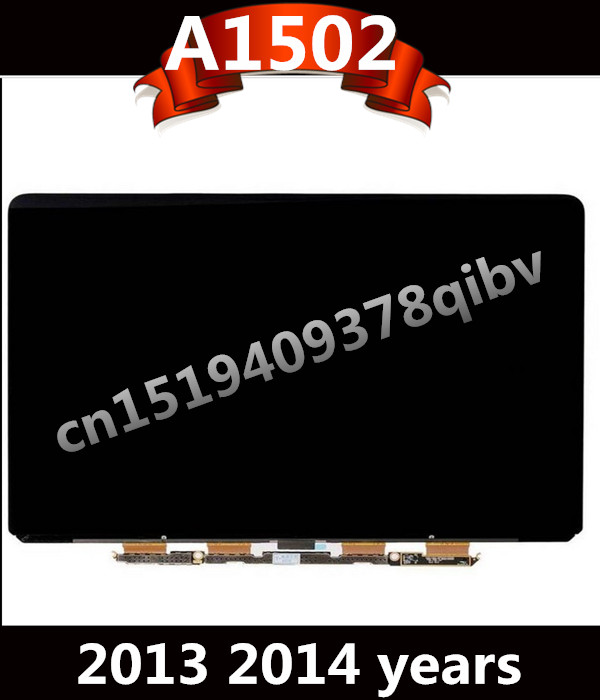 Genuine 13 Laptop Matrix for Macbook Pro Retina A1502 ME864 ME865 Placement LCD LED Screen Display 2013 2014 Years