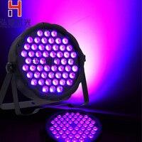 LED Par Light 54X3W High Power DJ DMX Led Beam Wash Strobe Effect Stage Lighting