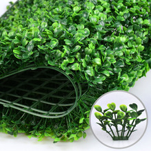 Simulation Plant Wall For Home Wedding Office Store Decorations Milan Leaves DIY Flower Accessories