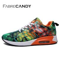 FABRECANDY 2018 Hot Sale Men Shoes Breathable Casula Shoes Men High Quality Lightweight Laces Unisex Male