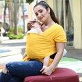 Ergonômico Infantil Saco Elástico Estilingue Do Bebê Portador de Bebê Hipseat Newborn Mochila Confortável Bebê Capa De Enfermagem Para As Crianças Os Pais