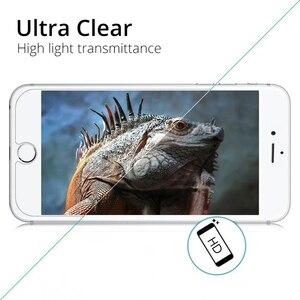 Image 3 - Temperli cam iPhone 7 8 6 6s artı ekran koruyucu için iPhone XR X XS 11 Pro Max 5 5S 5C SE 4 4s cam Film kapak kılıf