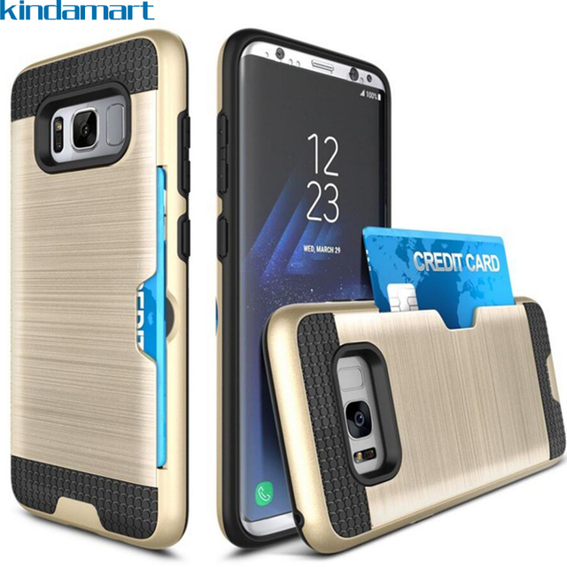 Luxury Rugged Case For Samsung Galaxy S3 S4 S5 S6 S7 S8 Cover