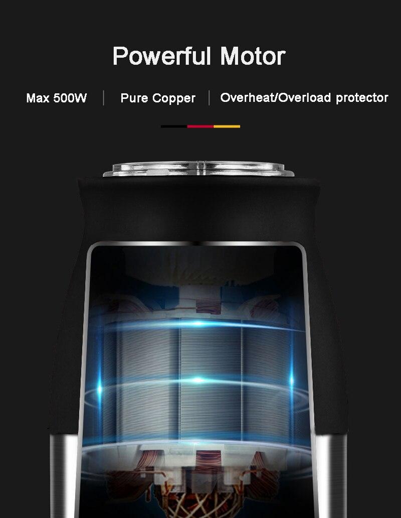 HTB1UJDpatfvK1RjSspfq6zzXFXaX BPA FREE 500W Portable Personal Blender Mixer Food Processor With Chopper Bowl 600ml Juicer Bottle Meat Grinder Baby Food Maker