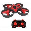 Mini RC NH010 2.4G 4 Canales 6-Axis Drone rc Quadcopter LED Modo sin cabeza de Una Tecla de Retorno Drones RC Helicóptero Drone Juguete de Bolsillo