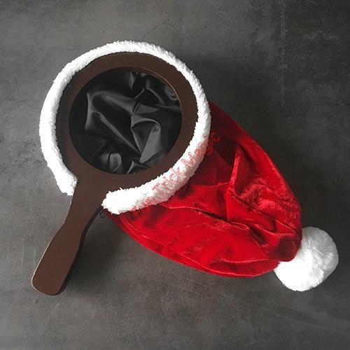 Change Bag - Repeat (Christmas Hat, Large) - Magic Trick , Stage Magic