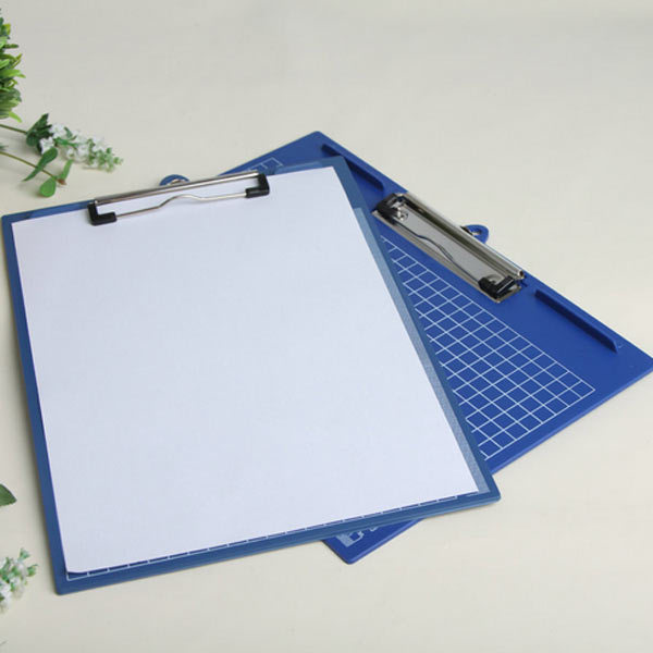 2015 new arrive pp plastic material portable  drawing clipboard 2015 wat498