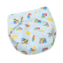 1 шт. детские тканевые подгузники многоразовые подгузники для новорожденных подгузники с карманами моющиеся подгузники один размер регулируемые