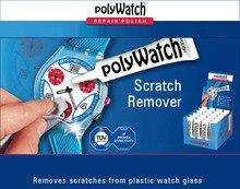Alemania Scratch PolyWatch Pasta de Reparación 5g (5 ml) La Eliminación de Crema De Acrílico Ligero Rasguño Vidrio De Reloj De Plástico como Muestra