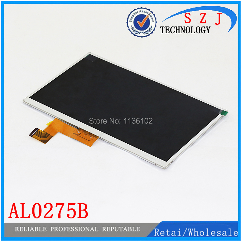 Original 10.1 inch Tablet PC LCD display AL0275B LCD Screen Digitizer Sensor Replacement Free Shipping