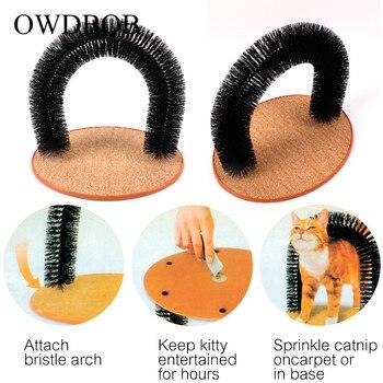 Cat Massage Arch 2