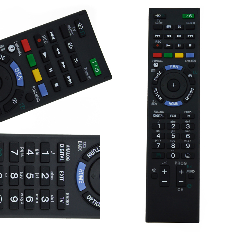 US $4 22 17% OFF|New Remote Control Controller Replacement Remote Control  For SONY Bravia TV RM ED047 KDL 40HX750 KDL 46HX850-in Remote Controls from