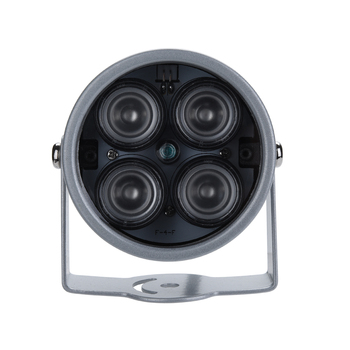 Hamrolte światła wypełniającego 4 sztuk potężny matryca LED do 20M odległość IR promiennik podczerwieni dla kamera telewizji przemysłowej IP kamery systemu bezpieczeństwa tanie i dobre opinie S-ZG4L 4 PCS Array LED 60-80 degrees 15-20 meters DC12V