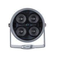 Hamrotte-luz de relleno para cámara de videovigilancia, potente matriz LED hasta 20M, IR, lámpara de distancia para sistema de seguridad IP, 4 Uds.