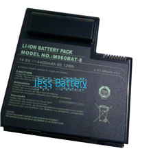 Laptop Battery Clevo for M860etu/M860t/6-87-m860s-454/.. Tops News