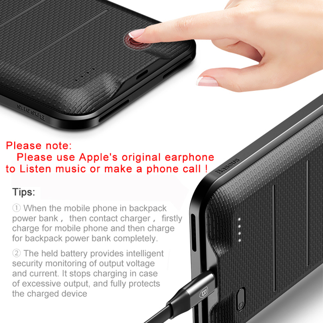 Battery Charger Power Bank Case – Apple iPhone