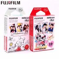 Fujifilm 20 sheets Instax Mini Winnie pooh honey bear + mickey Instant Film photo paper for Mini 8 7s 25 50s 90 9 SP 1 2 Camera