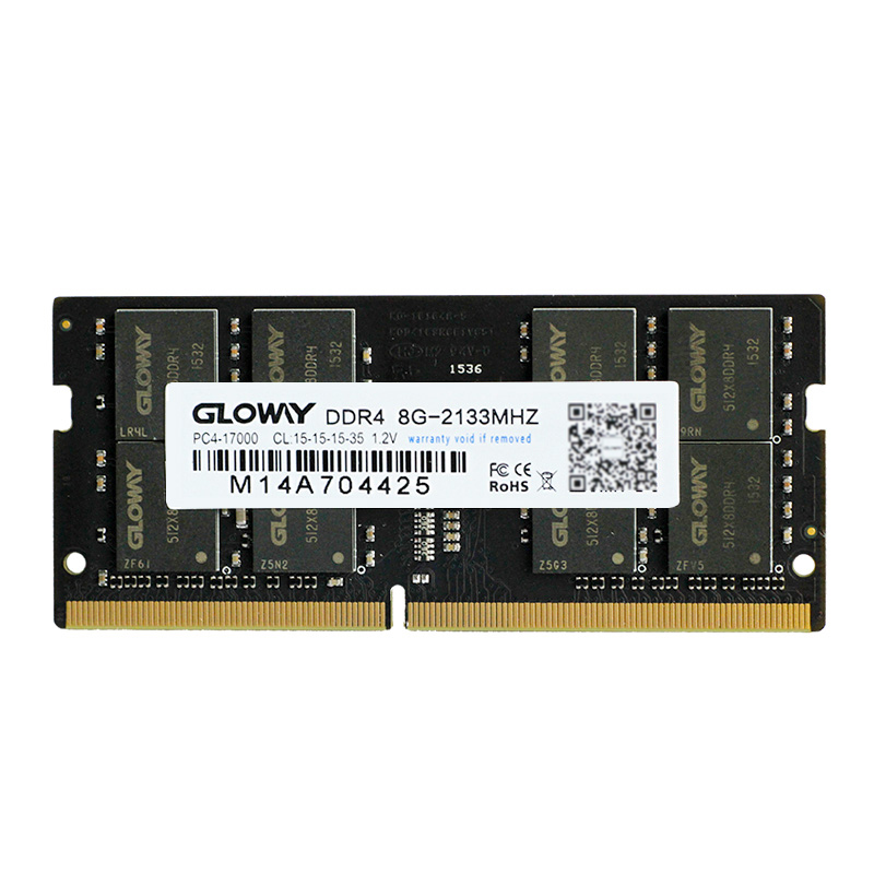 gloway ddr4 memory ram for laptop notebook 4gb 8gb 16gb 2133 2400 mhz 1 2v ddr4 in rams from. Black Bedroom Furniture Sets. Home Design Ideas