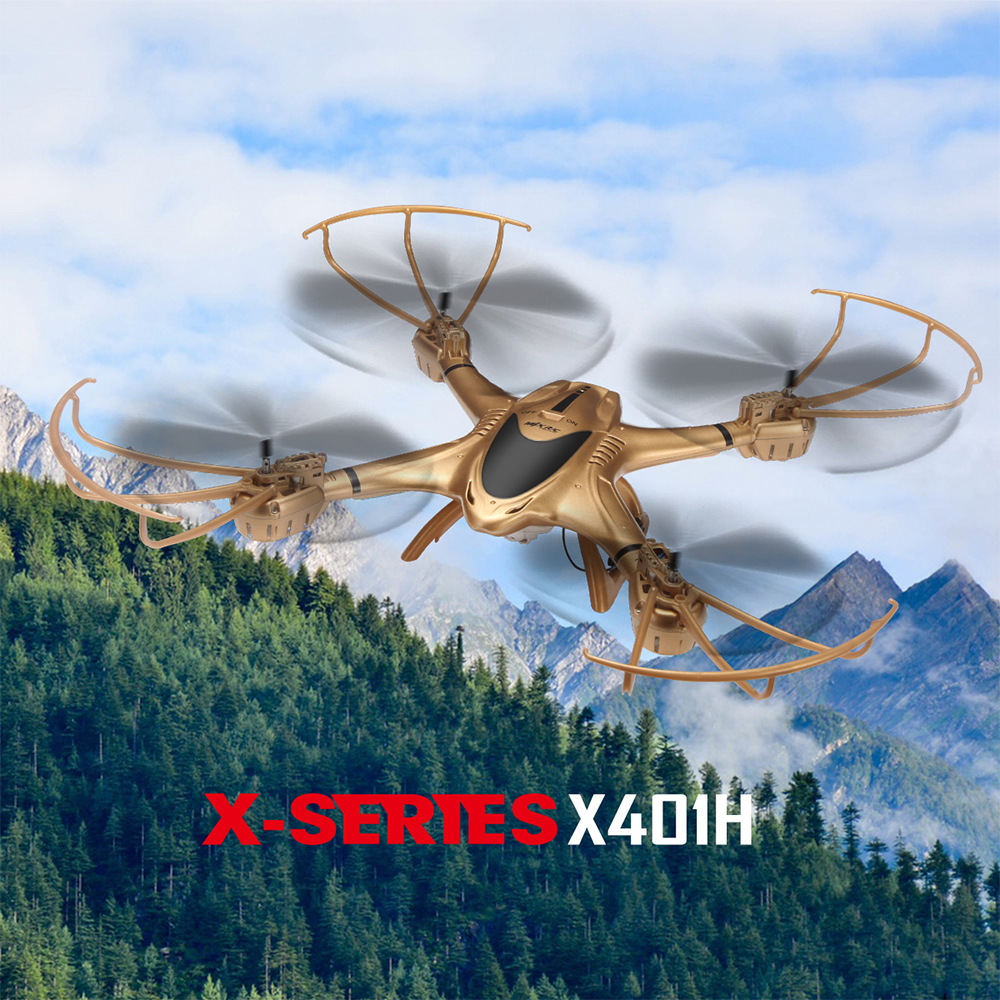 GizmoVine WiFi FPV Camera Drone Real Time Transmission RC Helicopter 2.4G 6-Axis Quadrocopte Headless Mode Drone toys for boys