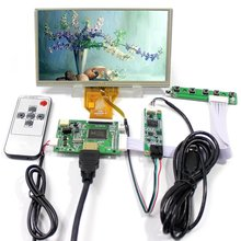 HDMI LCD Controller Board + 6.5 inch 800×480 Pantalla LCD Con Panel Táctil AT65TN14