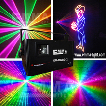 Quality Red/Green/Blue Mini Projector DJ Disco Light Stage Laser Lighting Party Show