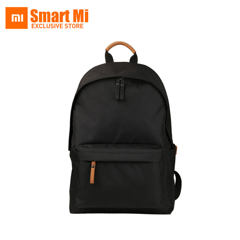 New 100 original xiaomi mi backpack brief school bag with 25L capacity for 14 inches