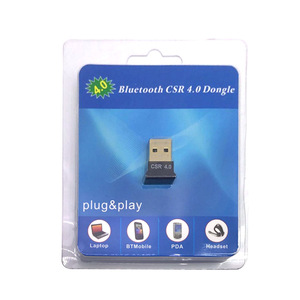 Image 4 - New Bluetooth USB Adapter mini USB Dongle for Computer PC Wireless USB Bluetooth Transmitter 4.0 Music Receiver  Adapter