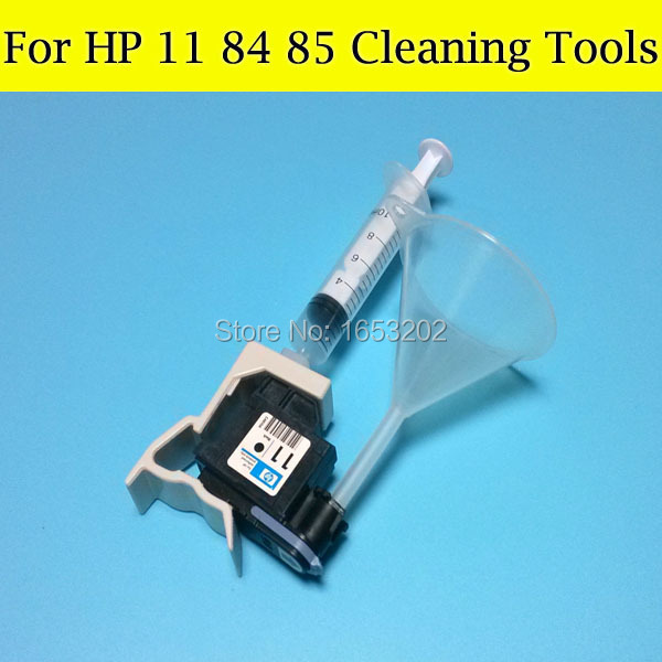 HP 11 84 85 Cleaning Tools 5