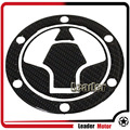 For KAWASAKI NINJA ZX250R ZX300R ZX 250R 300R Accessories 3D Carbon Fiber Tank Gas Cap Pad Filler Cover Sticker Decals