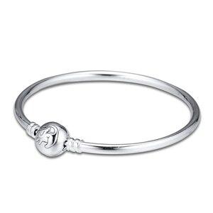 Image 3 - Le Bracelet Bracelet roi Lion sadapte aux perles bijoux en argent Sterling pour femme mode maquillage mode Bracelet européen