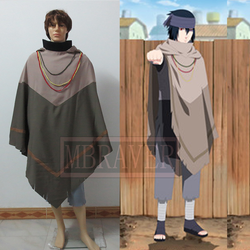 Naruto The movie The last Uchiha Sasuke Cosplay Costume Anime Cosplay Costume Anime Party Costume Naruto