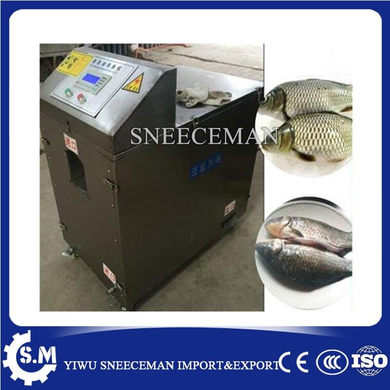 Eléctrica de limpieza de peces eléctricos scaler pescado asesino fabricante de la máquina