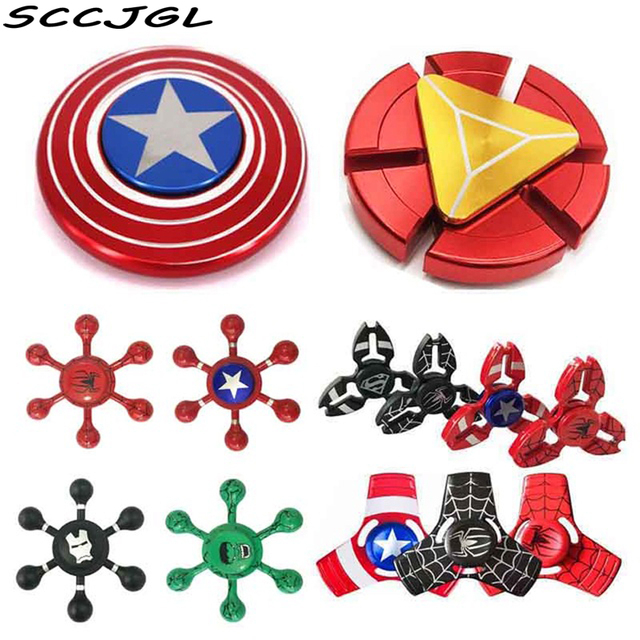new 10 colors styles captain america spider man iron man hulk batman