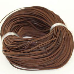 100 м/шт. (ширина 3 мм и толщина 2 мм) Браслеты Ожерелье фитинг веревка из натуральной шнурок из коровьей кожи