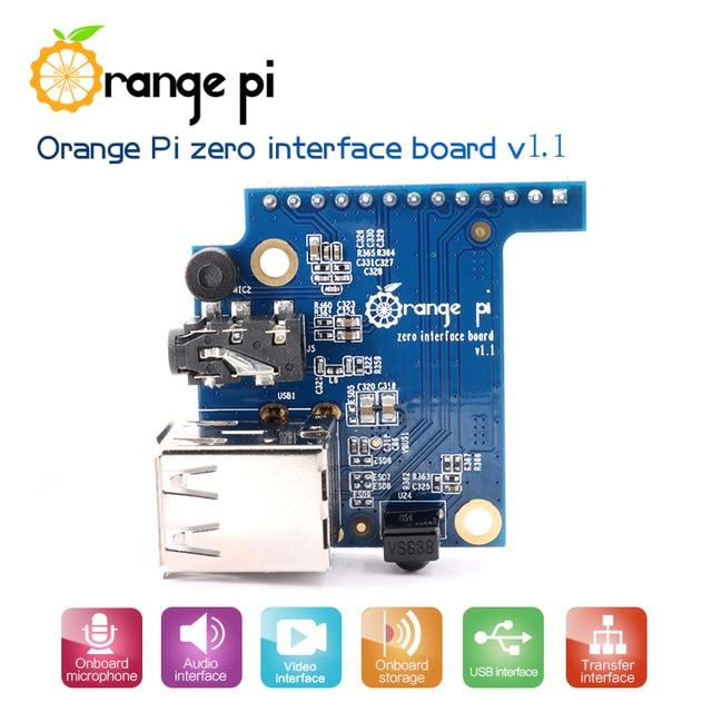 Orange Pi Zero Expansion board  Interface board Development board beyond Raspberry Pi