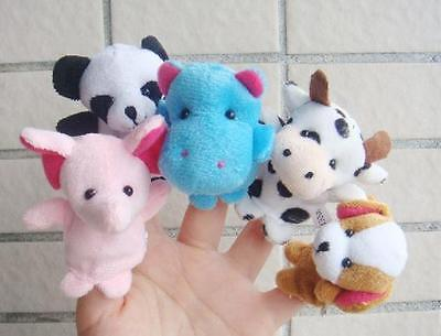 10-Pcs-Family-Finger-Puppets-Cloth-Doll-Baby-Educational-Hand-Cartoon-Animal-Toy-5