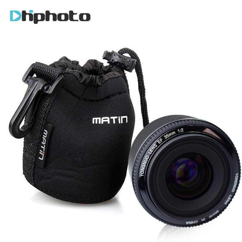 YONGNUO 35mm Lente YN35mm F2 Lens 1:2 AF/MF Wide-Angle Fixo/Prime Auto Focus Lens Para Canon Ef EOS Camera EOS 5DII 5 DIII