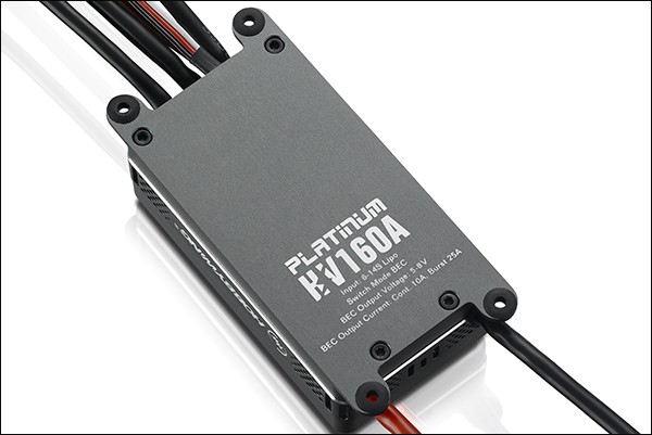 Free Shipping 2015 New Hobbywing Platinum Series V4 160A Brushless Electric Speed Controller/ESC for Aircrafts High Voltage ESC  free shipping 2pcs lot hobbywing platinum 30a pro 2 6s electric speed controller esc opto specially for multi rotor
