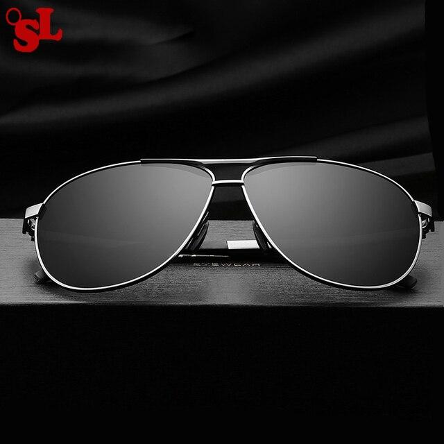 b17d0b98b Unisex Retro Aviator Women Sunglasses Men Polarized Alloy Frame Coating  Lens GG Brand Sun Glasses Driving Shades Female Oculos