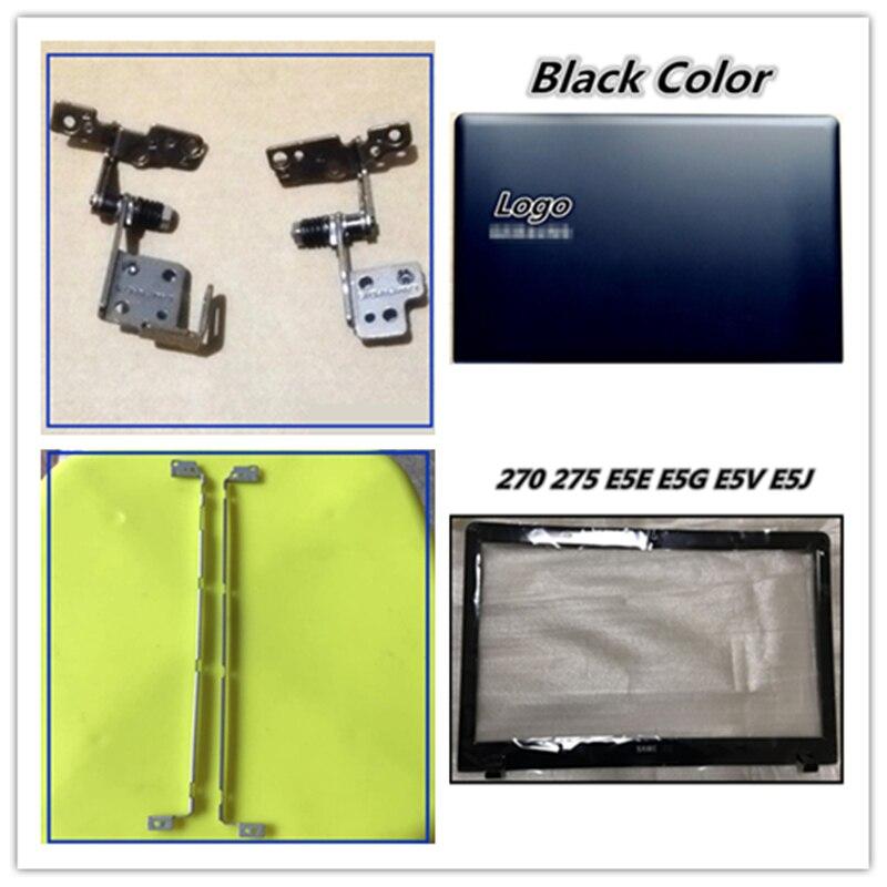 Laptop LCD Back Cover Top Case For Samsung NP270E5G NP270E5E NP270E5J NP300E5E NP300E5V NP275E5J NP275E5V 275E5R 270e5v 270e5u