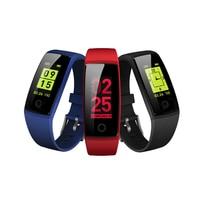 V10 Smart Bracelet Heart Rate Monitor Smart WristBand Fitness Tracker OLED Smartband Waterproof Sport Tracker For