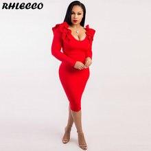 Red Evening Billigred Dress Winter Kaufen BdxCeroW