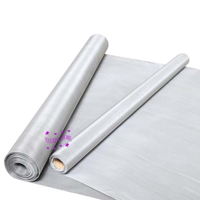 100cm x 1000cm paslanmaz çelik filtre 80 100 120 200 300 400 500 mesh 180 25 mikron filtrasyon tarama levha filtreleme filtresi