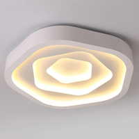 The Master Bedroom Lamp LED Simple Modern Personality Warm Light Absorption Remote Control Lamp Room Atmosphere
