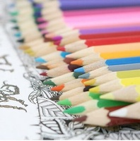 36 Colored Drawing Pencils Artist Sketch Natural Wood Color Pencil Lapices De Colores Lapiz Freeshipping